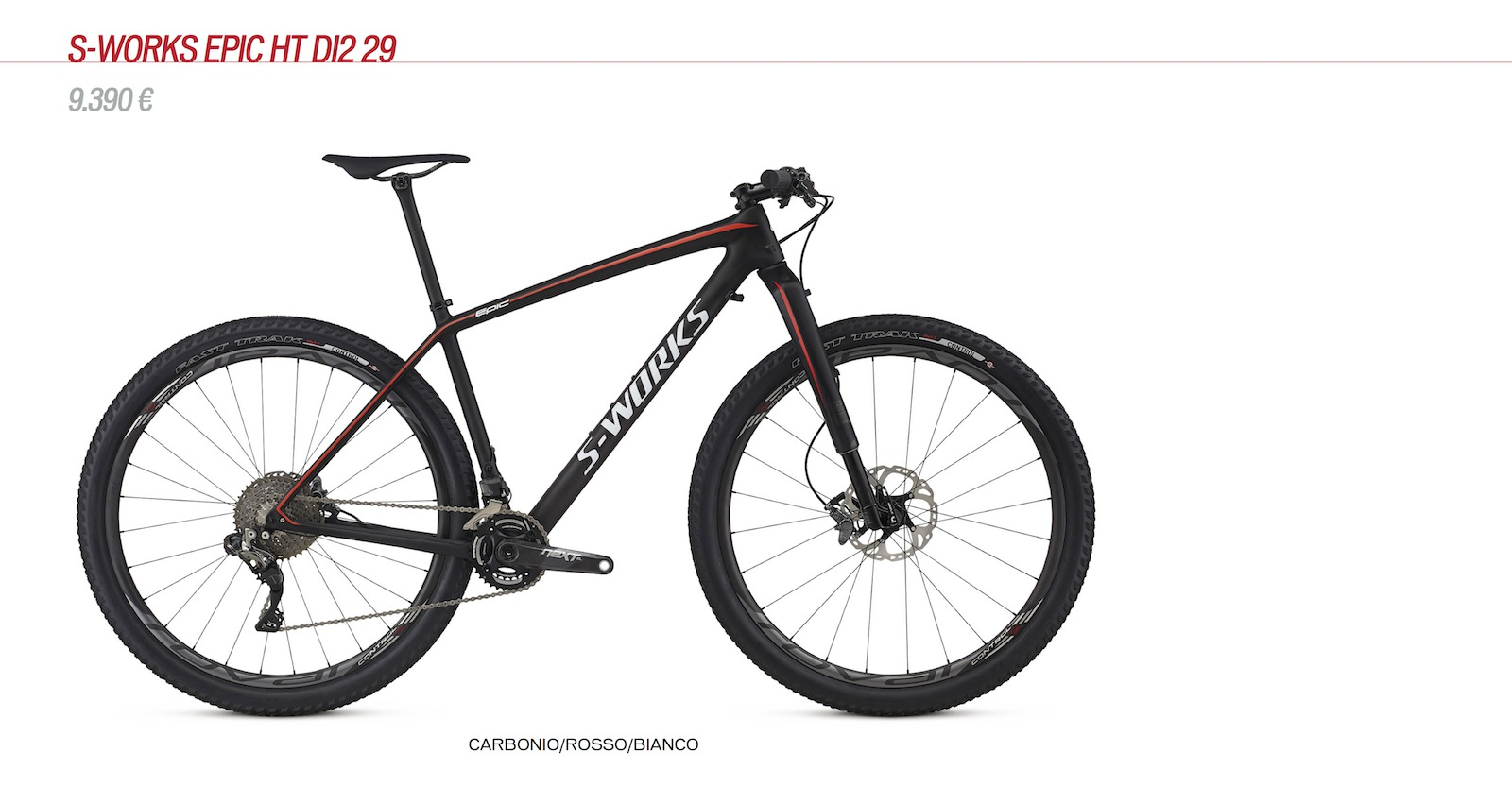 Epic HT S-Works Di2