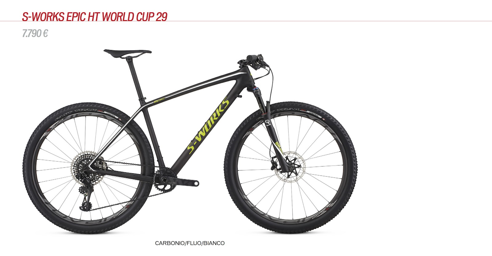 Epic HT S-Works WC