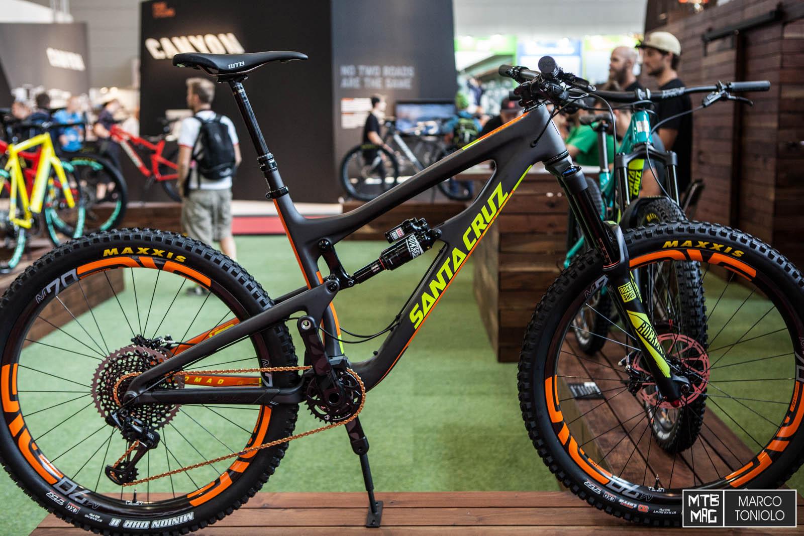 Premios MTB-MAG 2016: Mejor Bicicleta De Enduro | MTB-MAG.COM