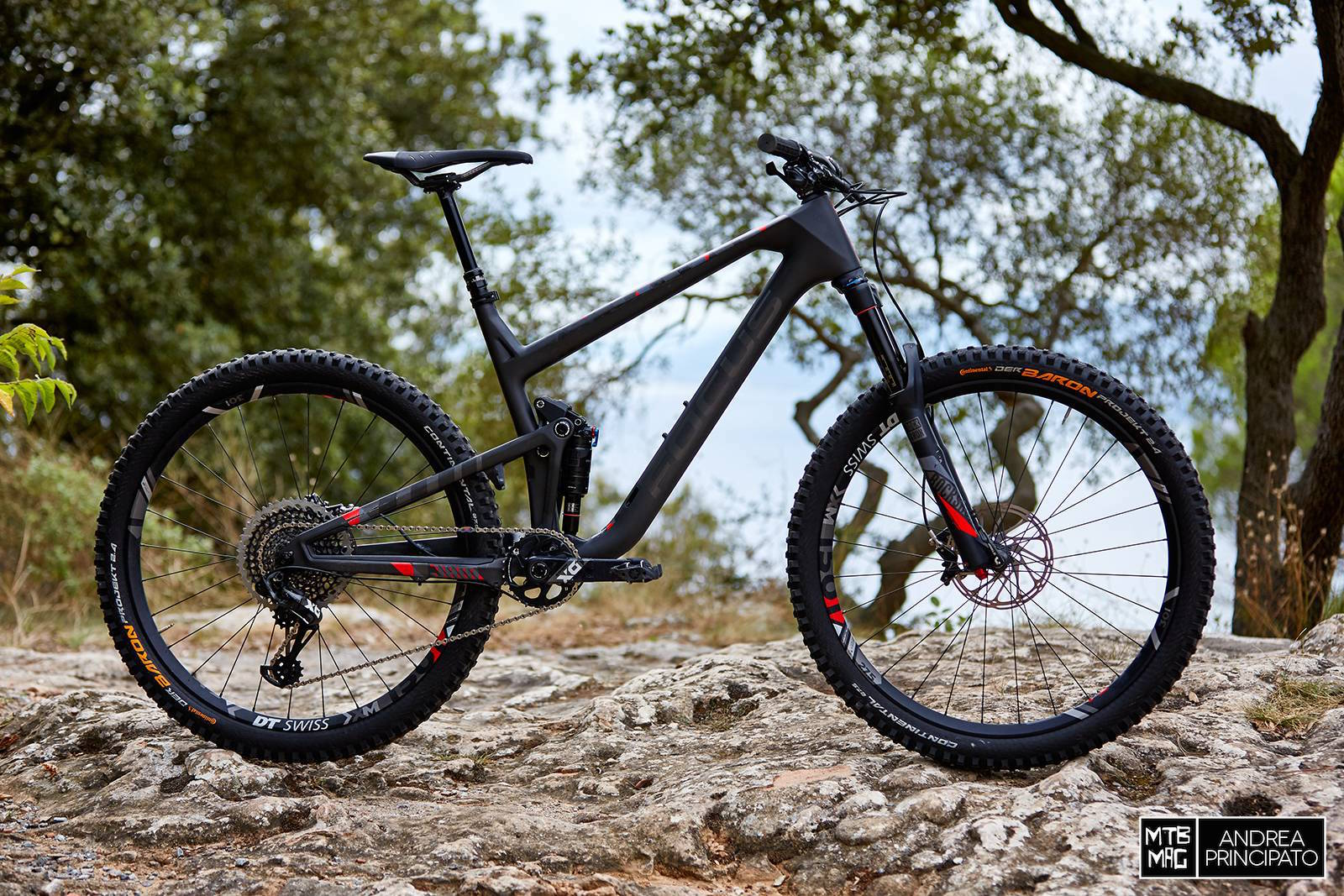 Mtb Mag Reader S Awards 2016 Trail Bikes