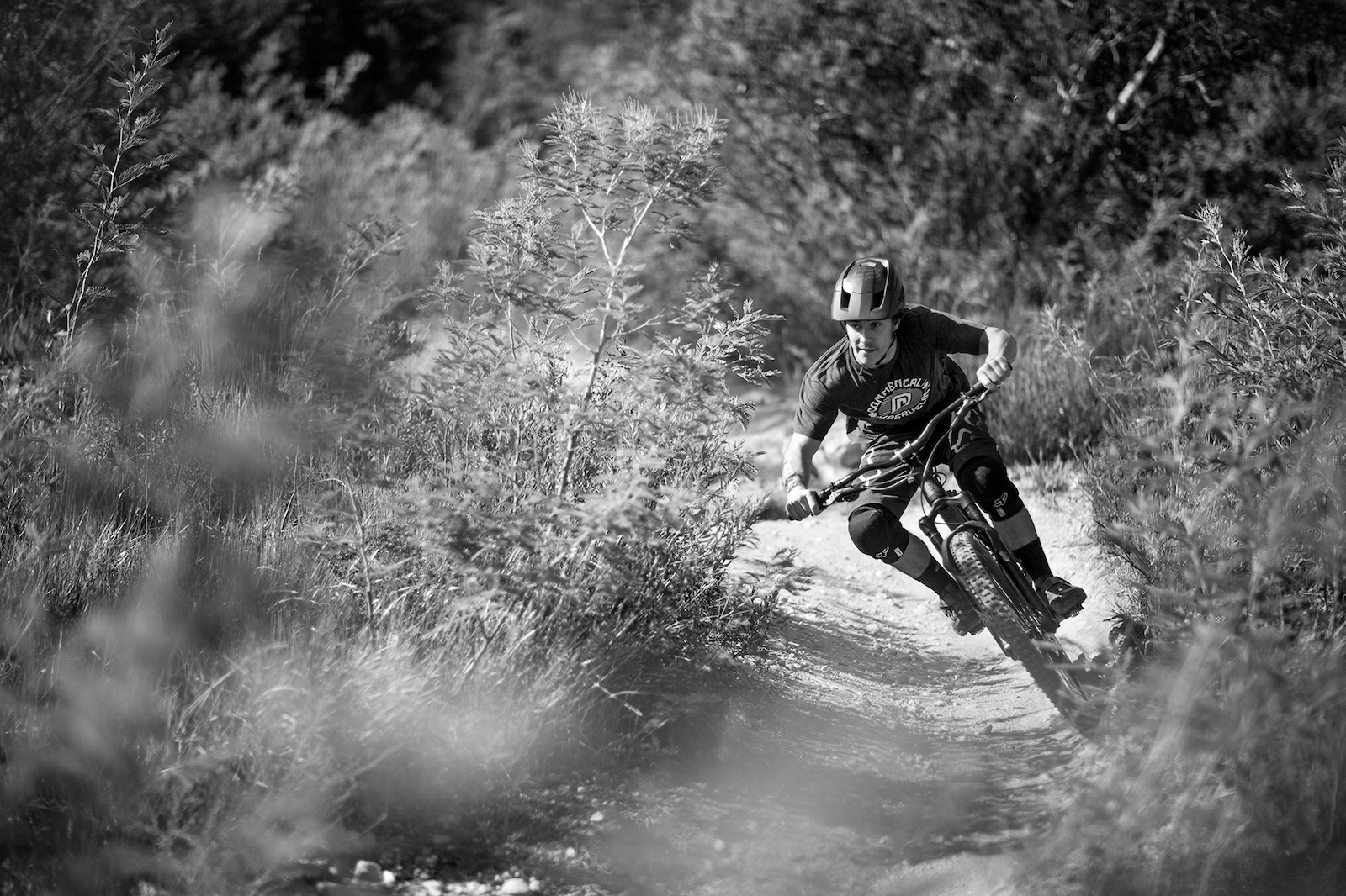 Produit: COMMENCAL META AM Pilote : Gaetan Vigé Photo : Jb Liautard Lieu : Mandelieu / FRANCE