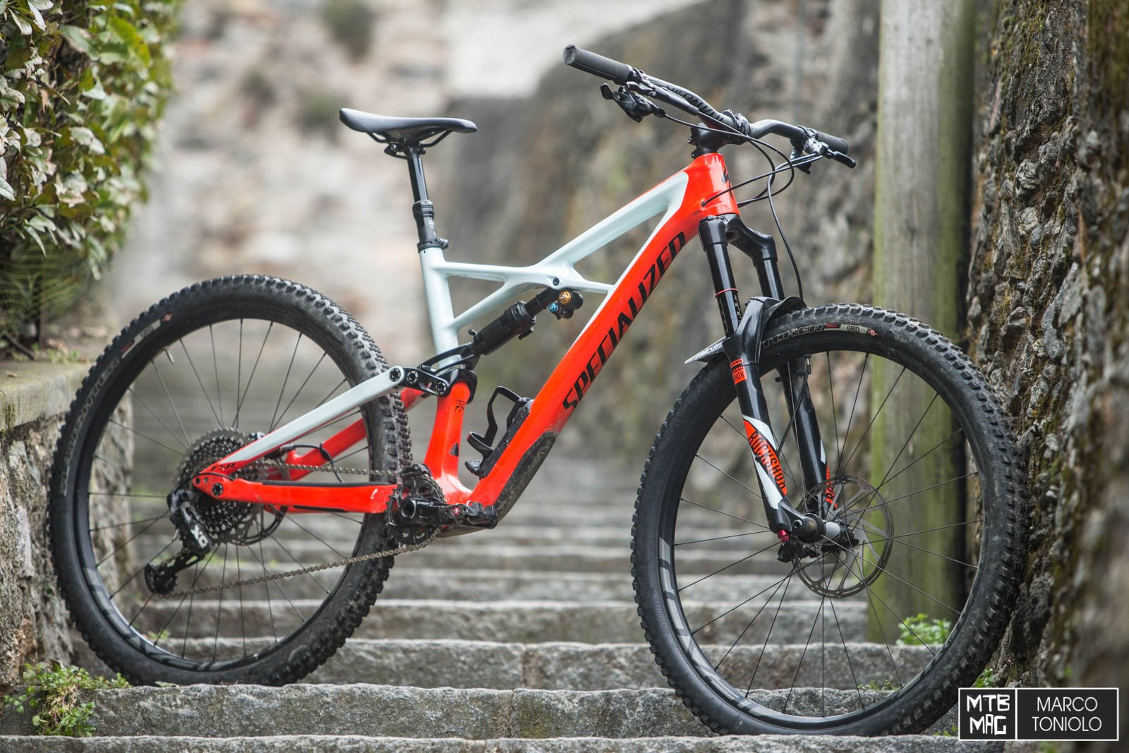 Tested] Specialized Enduro FSR Pro Carbon 29 | MTB-MAG.COM