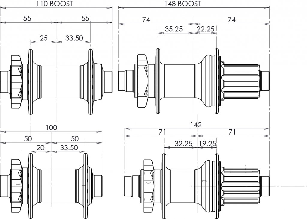 Ring Pro Dimensions Width
