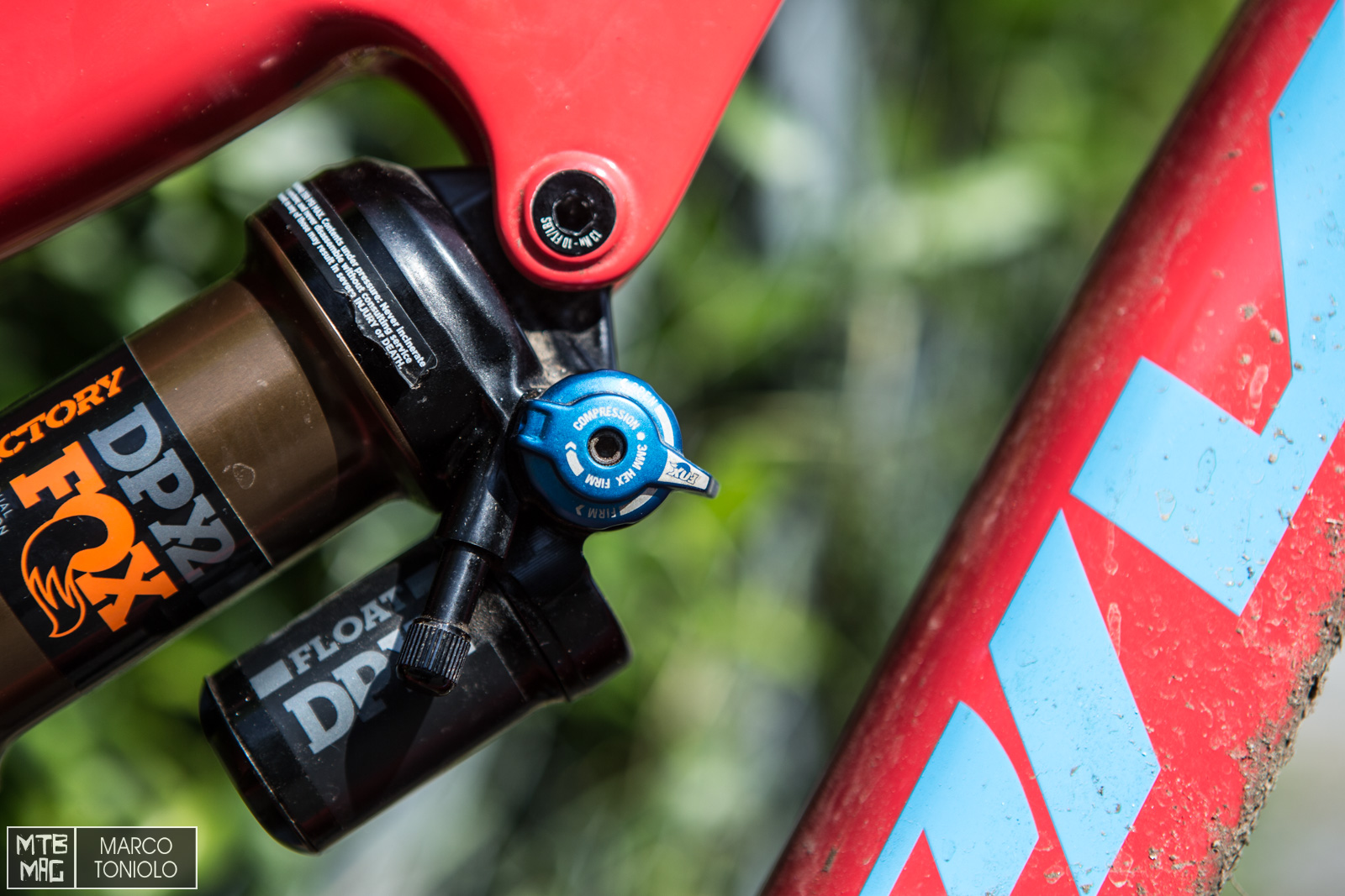 MTB-MAG COM - Mountain Bike Magazine | [Tested] Fox DPX2 Shock