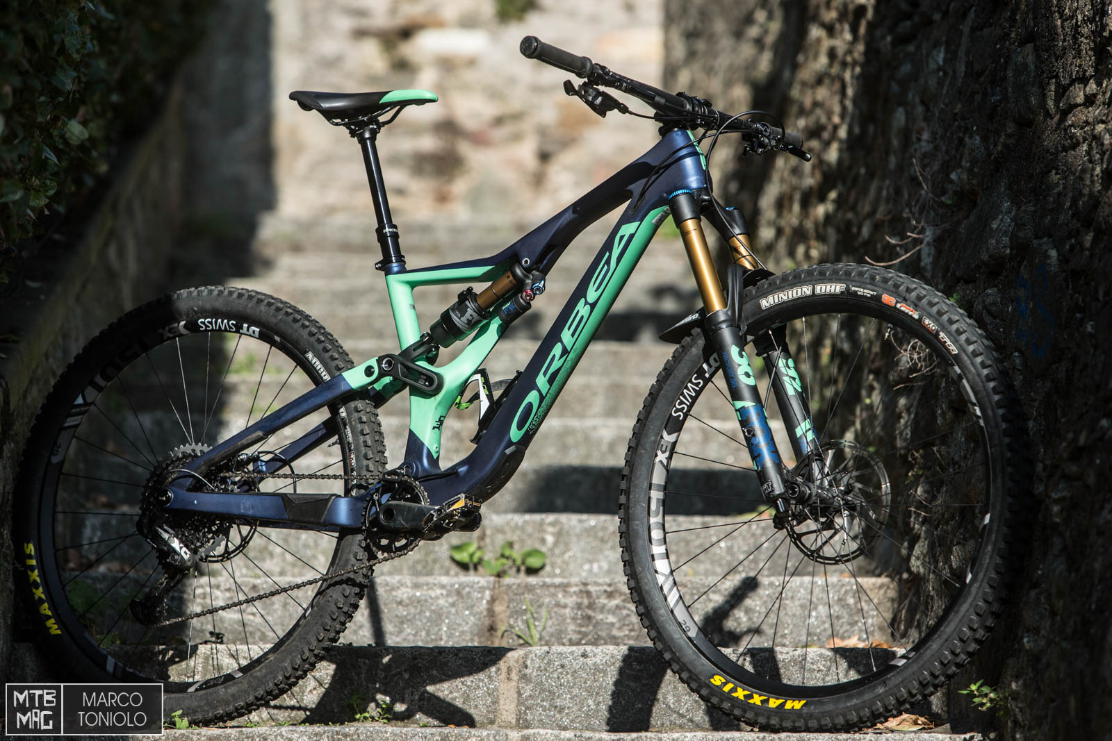 Test] Orbea Rallon M-Team 2018 | MTB-MAG.COM