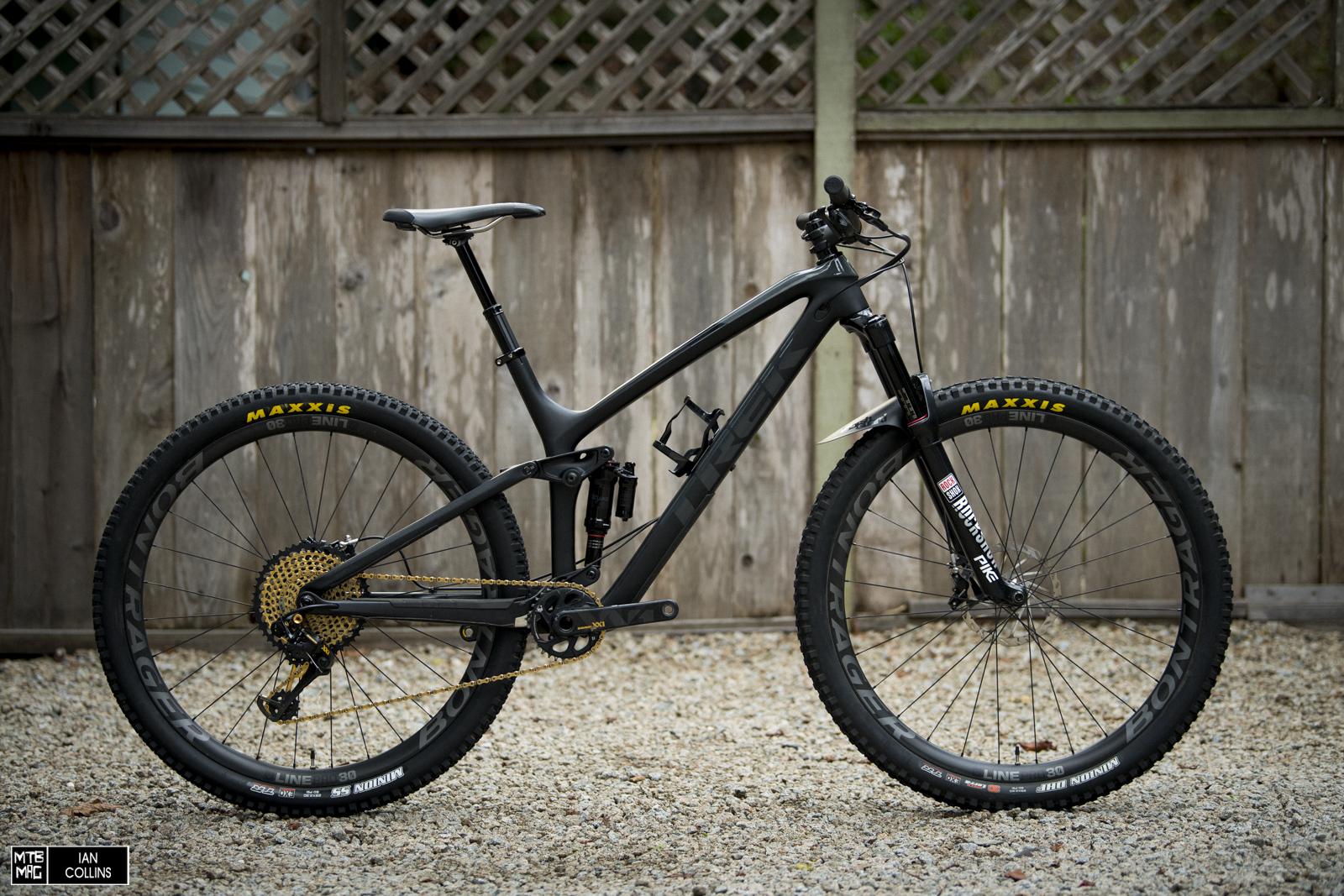 MTB-MAG COM - Mountain Bike Magazine   [Bike Check] Trek