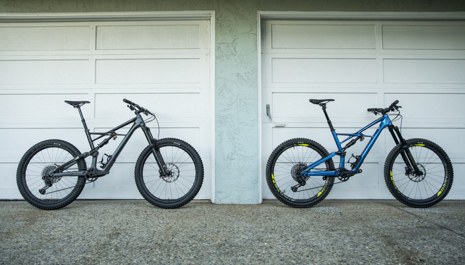 MTB-MAG COM - Mountain Bike Magazine | Head to Head: 2017 vs