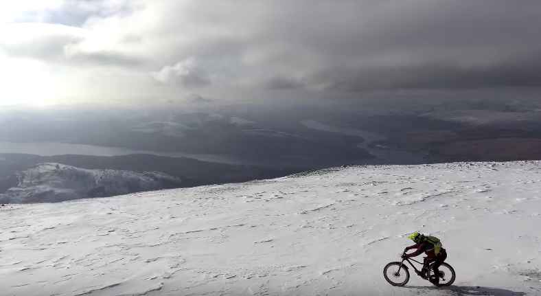 f51fde7e486030 Video  Trippin - Winter Climb Ride 2.0