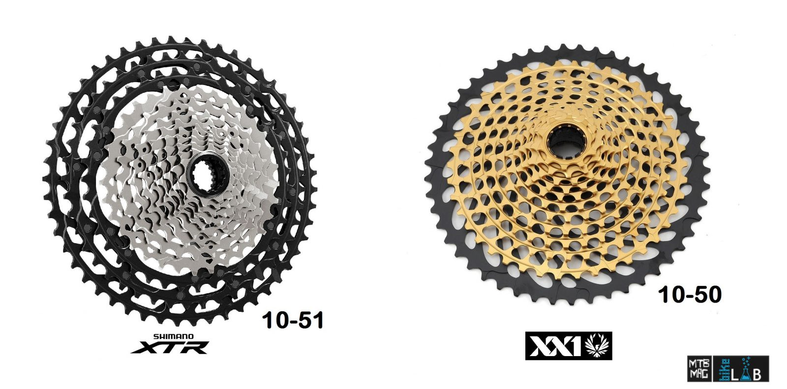 MTB-MAG COM - Mountain Bike Magazine | XTR 12 Speed vs  SRAM