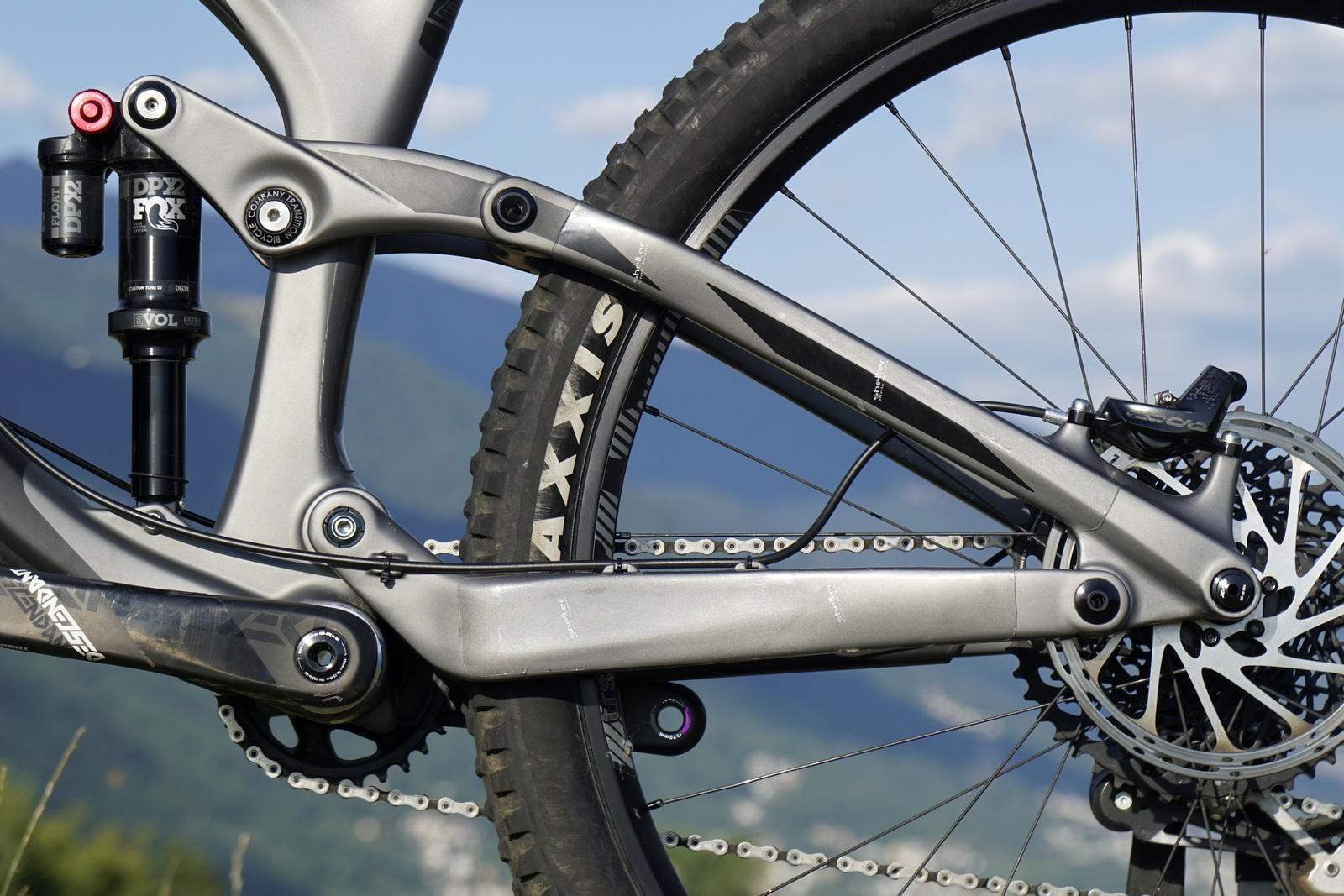 d33560c0c36 MTB-MAG.COM - Mountain Bike Magazine | [Tested] Transition Sentinel ...
