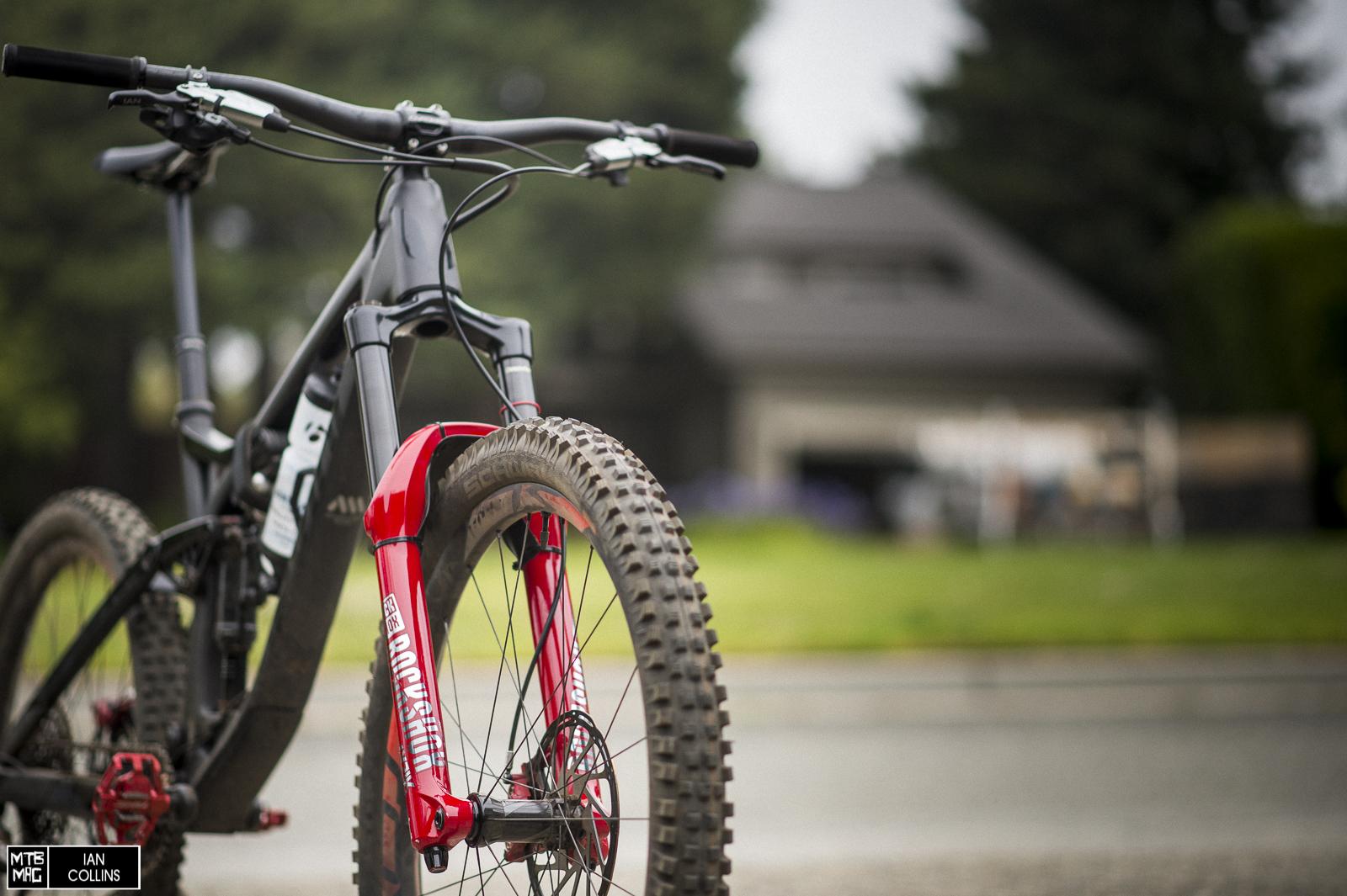 MTB-MAG COM - Mountain Bike Magazine   [Tested] 2019 RockShox Lyrik RC2