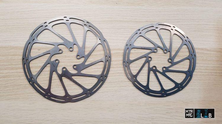 Mtb Magcom Mountain Bike Online Magazine Dischi E Pastiglie I