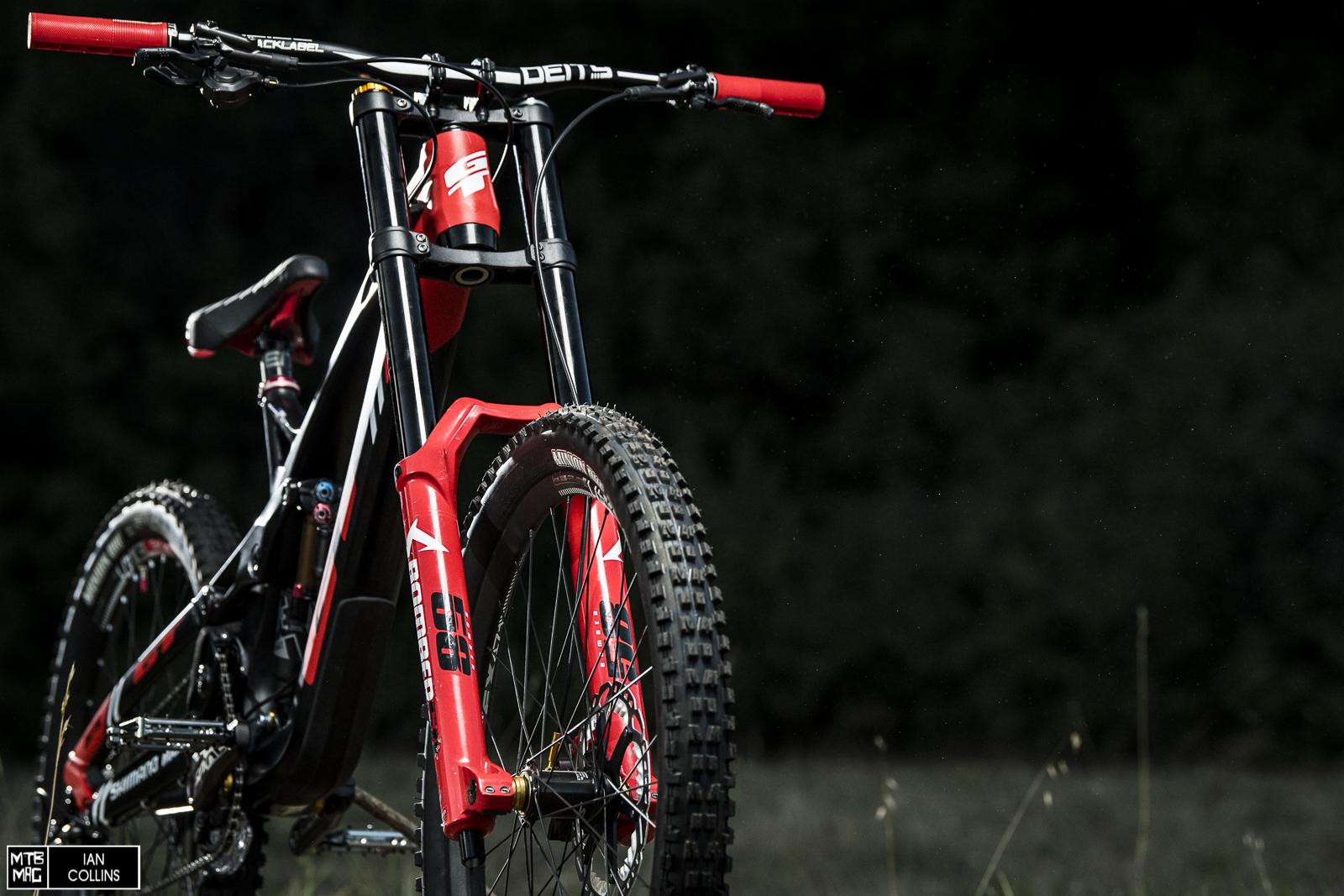 MTB-MAG COM - Mountain Bike Magazine | [Bike Check] Tyler