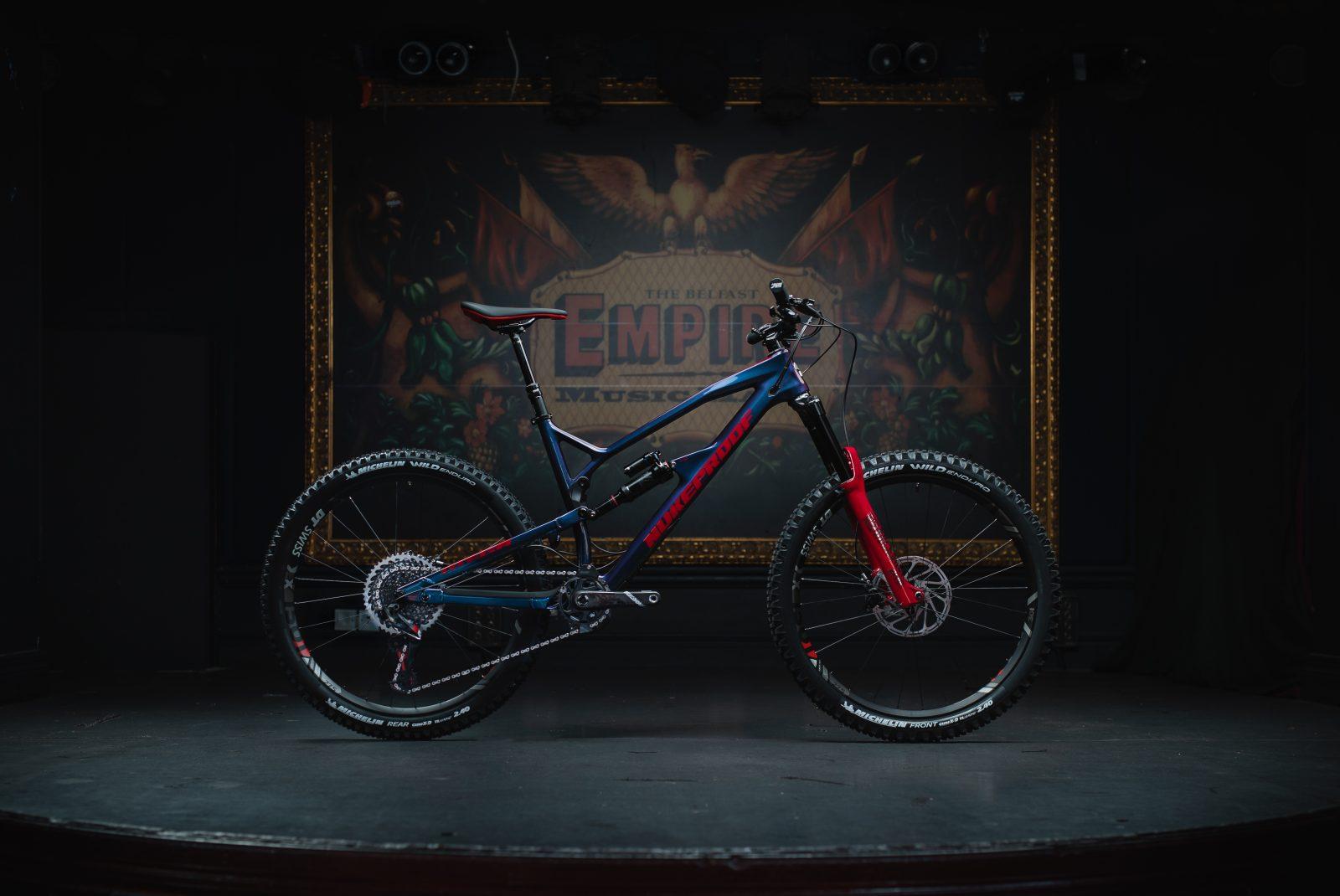Nukeproofs New Enduro Bikes For 2019 Rock Shock Yari 275