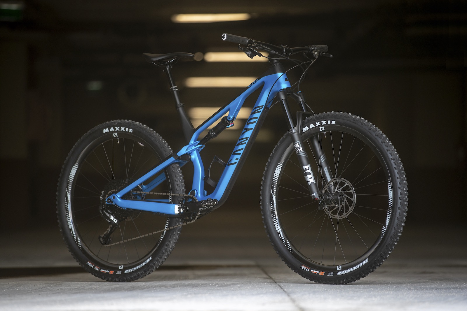 MTB-MAG COM - Mountain Bike Magazine | [First Ride] The New Canyon