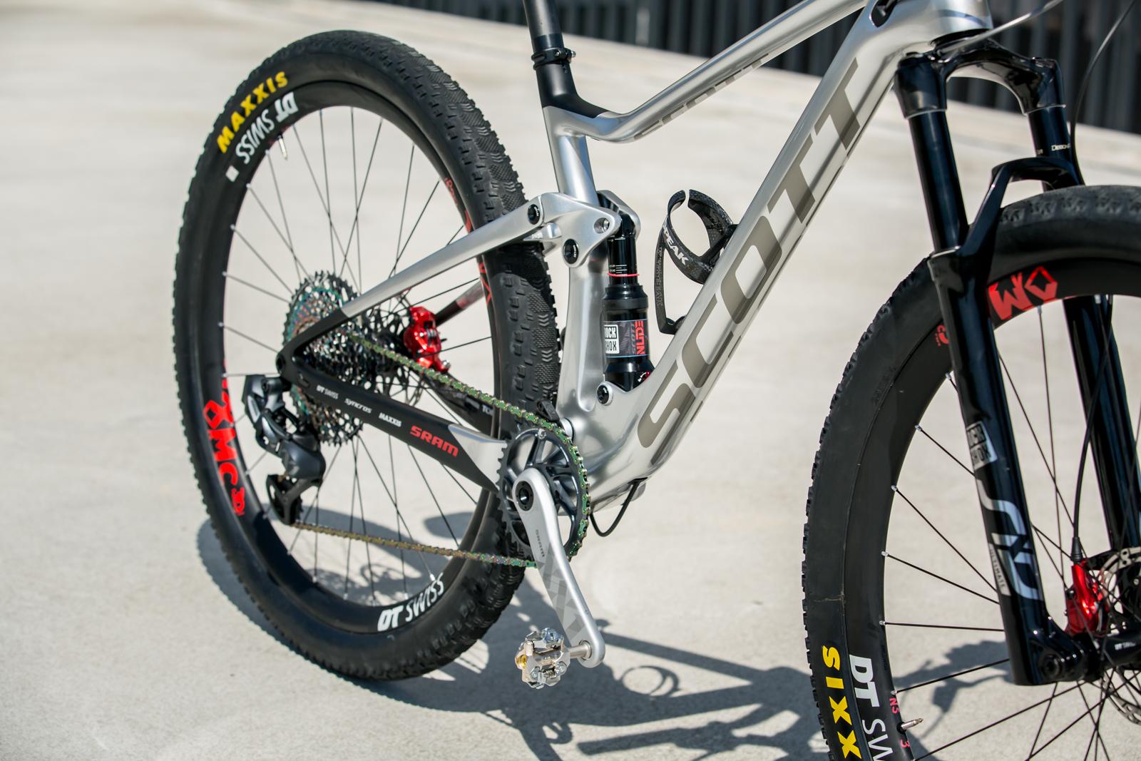 Mtb Mag Com Mountain Bike Magazine The New Scott Spark