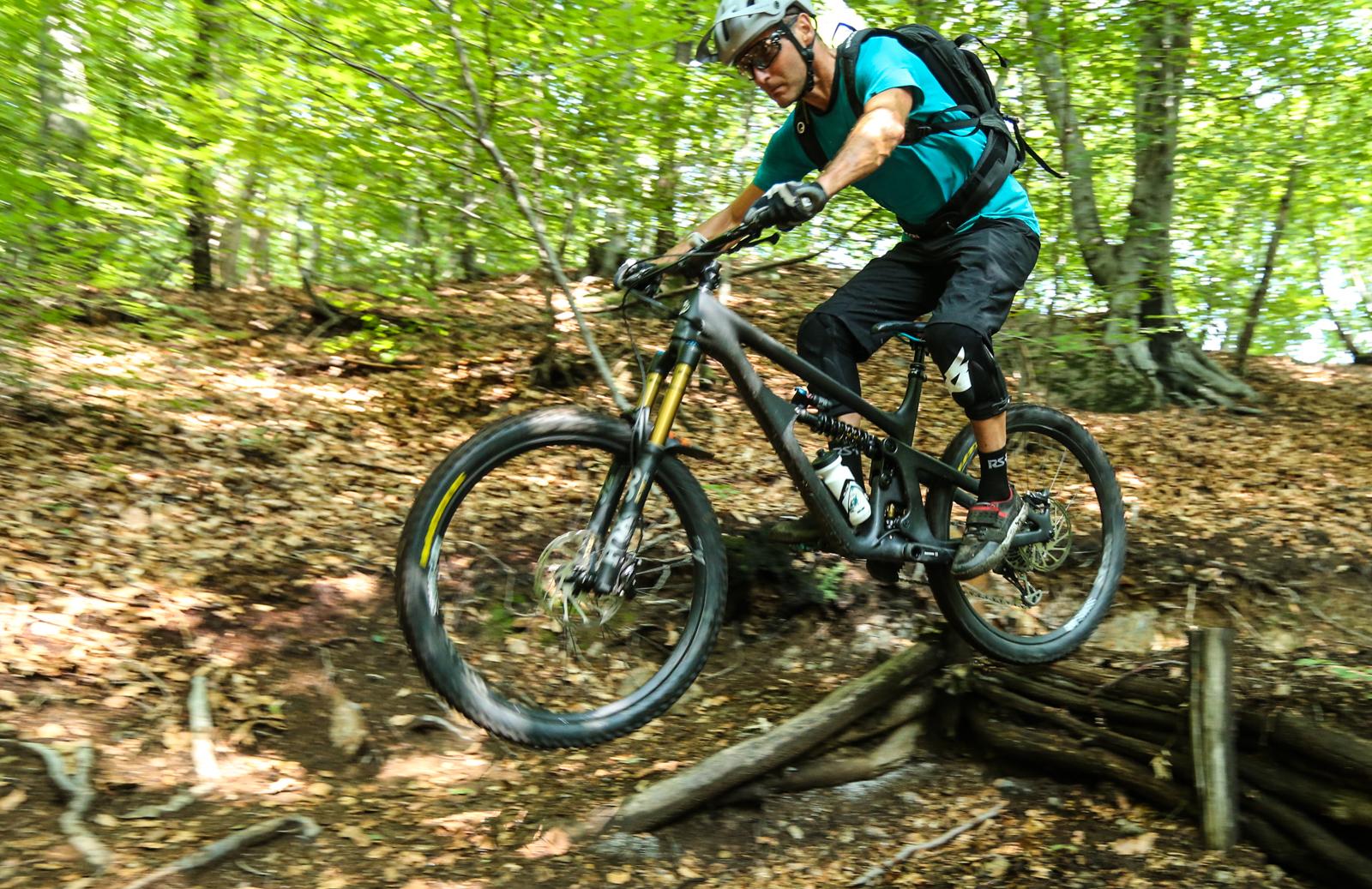 Mtb Magcom Mountain Bike Online Magazine Test Yeti Sb165