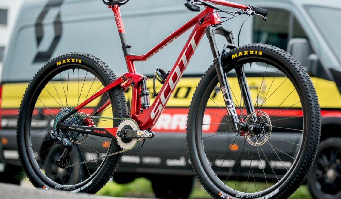 SCOTT Spark 900 RC WC Rio - Record Bike Malo - Vicenza